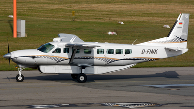 D-FINK - Cessna 208B Grand Caravan - Private