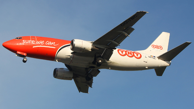 OO-TNC - Boeing 737-301(SF) - TNT Airways