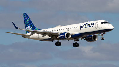 N178JB - Embraer 190-100IGW - jetBlue Airways