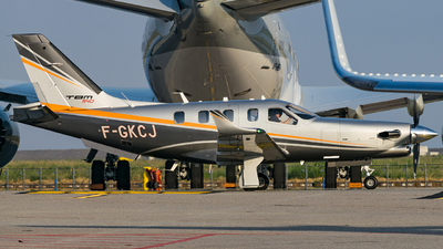 F-GKCJ - Socata TBM-940 - Private