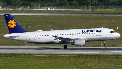 D-AIQD - Airbus A320-211 - Lufthansa