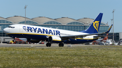 SP-RSZ - Boeing 737-8AS - Ryanair Sun