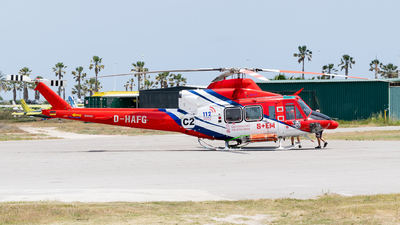 D-HAFG - Bell 412SP - Inaer