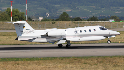 D-CJPG - Bombardier Learjet 35A - Private