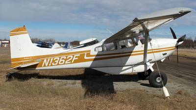 N1362F - Cessna A185F Skywagon - Private