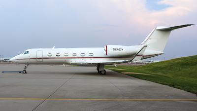 N2467K - Gulfstream G450 - Private