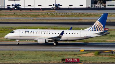 N86312 - Embraer 170-200LR - United Express (Mesa Airlines)