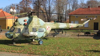 4605 - PZL-Swidnik Mi-2 Hoplite - Poland - Army