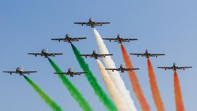 MM54487 - Aermacchi MB-339PAN - Italy - Air Force
