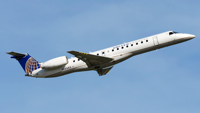 A picture of N14543 - Embraer ERJ145LR - [145553] - © DJ Reed - OPShots Photo Team