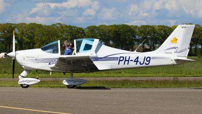 PH-4J9 - Tecnam P2002 Sierra - Private