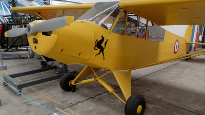 18-1475 - Piper PA-18 Super Cub - France - Army