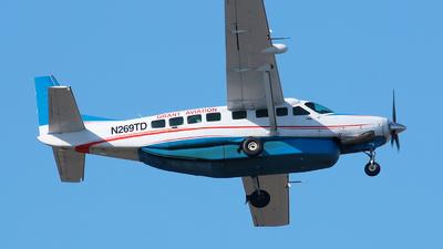 A picture of N269TD - Cessna 208B Grand Caravan - [208B2069] - © Angel Natal