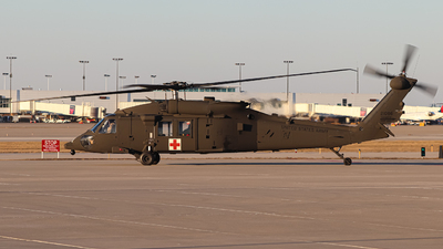 19-21086 - Sikorsky HH-60M Blackhawk - United States - US Army