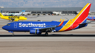N482WN - Boeing 737-7H4 - Southwest Airlines
