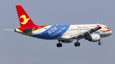 B-1031 - Airbus A320-214 - Tainjin Airlines