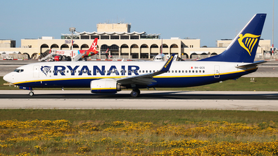 A picture of 9HQCS - Boeing 7378AS - Ryanair - © Maria CP