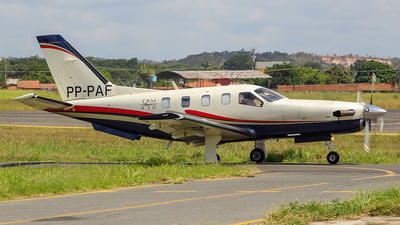 PP-PAF - Socata TBM-850 - Private
