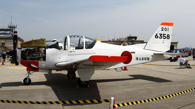 6358 - Fuji T-5 - Japan - Maritime Self Defence Force (JMSDF)