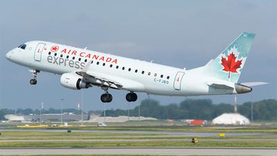C-FJBO - Embraer 170-200SU - Air Canada Express (Sky Regional Airlines)
