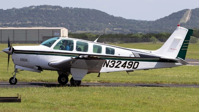 N3249D  - Beechcraft A36 Bonanza - Private
