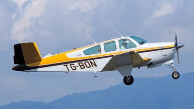 TG-BON - Beechcraft V35B Bonanza - Private