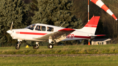 F-GIEB - Piper PA-28-161 Cadet - Aéroclub Air France Nord