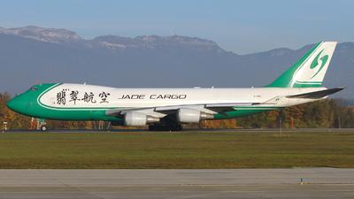 B-2440 - Boeing 747-4EVERF - Jade Cargo International