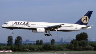 TC-OGC - Boeing 757-2G5 - Atlasjet International Airlines