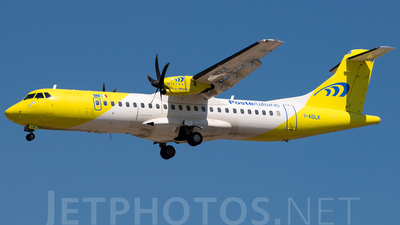 I-ADLK - ATR 72-212A(500) - Mistral Air