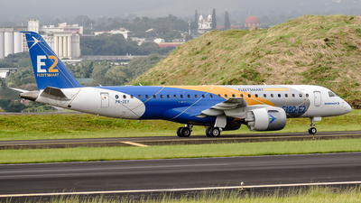 A picture of PRZEY - Embraer E190E2 - Embraer - © Ivan Jimenez Rojas