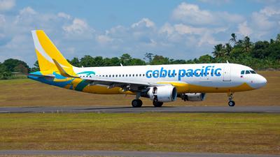 RP-C3277 - Airbus A320-214 - Cebu Pacific Air