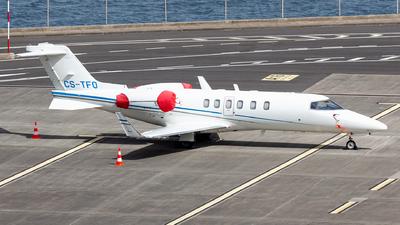 CS-TFO - Bombardier Learjet 40 - Omni Aviação e Tecnologia