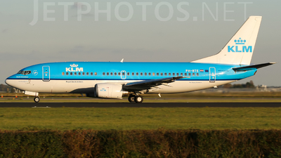 PH-BTE - Boeing 737-306 - KLM Royal Dutch Airlines
