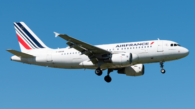 A picture of FGRXM - Airbus A319111 - Air France - © Aaron Vancoillie