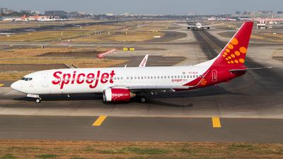 VT-SLH - Boeing 737-8AS - SpiceJet - Flightradar24