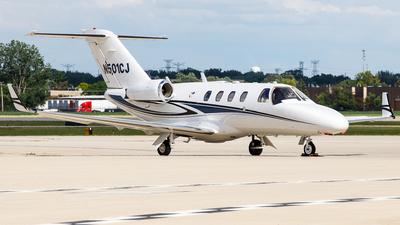 N501CJ - Cessna 525 CitationJet 1 - Private