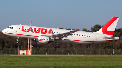 A picture of 9HLOO - Airbus A320214 - Lauda Europe - © Lennart Boettcher