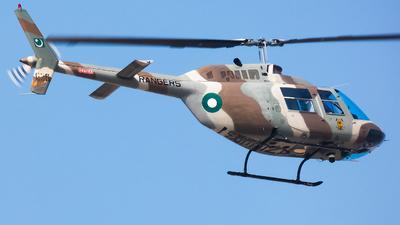 636 - Bell 206B JetRanger - Pakistan - Rangers