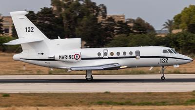 132 - Dassault Falcon 50M - France - Navy