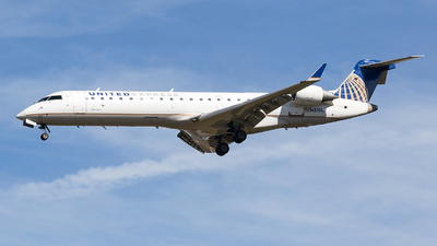 N519LR - Bombardier CRJ-701 - United Express (Mesa Airlines)