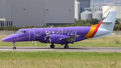 A picture of GMAJK - BAe Jetstream 41 - [41070] - © Andrew McCarron