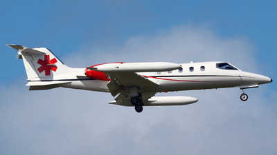 N51GJ - Bombardier Learjet 36A - Global Jetcare