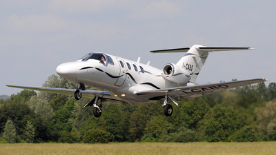 I-CABD - Cessna 525 CitationJet 1 - Interfly