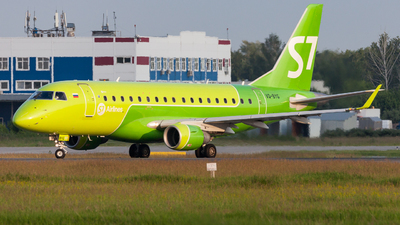 A picture of VQBYG - Embraer E170STD - S7 Airlines - © Marianna Rychkovskaia