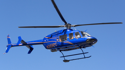 N369PC - Bell 407 - Private
