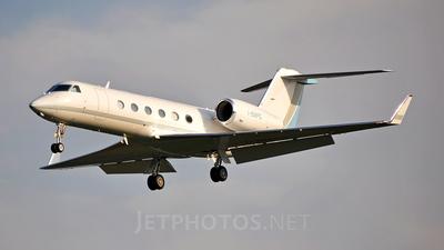 I-BMPG - Gulfstream G450 - Private