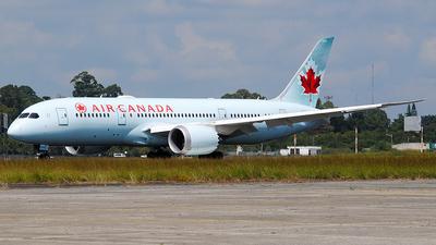 A picture of CGHPY - Boeing 7878 Dreamliner - Air Canada - © Brian Boche