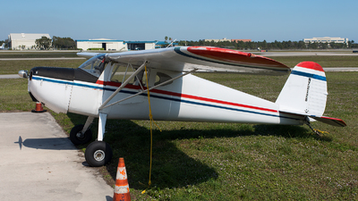 N72128 - Cessna 140 - Private