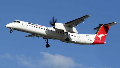 VH-QOA - Bombardier Dash 8-Q402 - QantasLink (Sunstate Airlines)